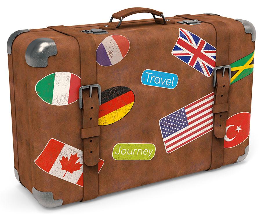 Voyage touristique