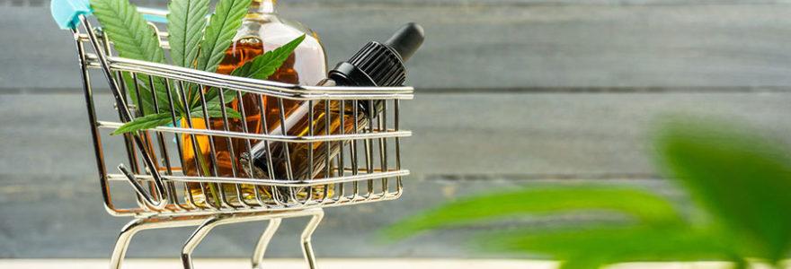 Acheter des produits à base de CBD en ligne