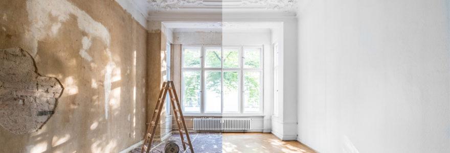 Rénover votre maison
