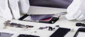 répération de smartphones
