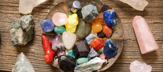 Propriétés des pierres semi-précieuses