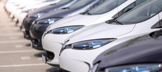 Recherche de véhicules de marque Renault