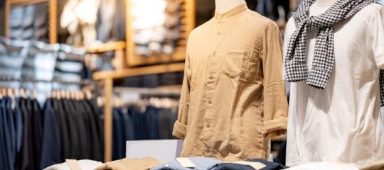 vêtements homme