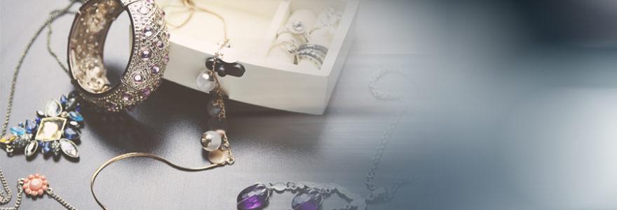 rangements pour bijoux